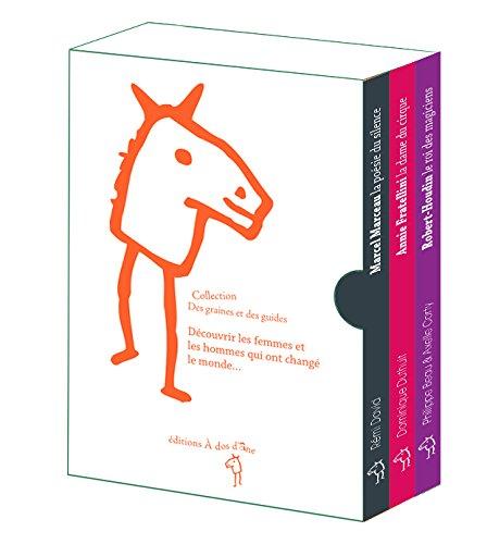 3 figures du cirque : 3 volumes : Marcel Marceau, la posie du silence ; Annie Fratellini, la dame du cirque ; Robert-Houdin, le roi des magiciens