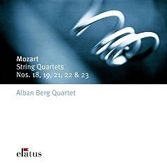 String Quartet No.19 in C major K465, 'Dissonance' : I Adagio - Allegro