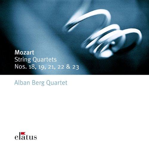 String Quartet No.19 in C major K465, 'Dissonance' : III Menuetto - Trio