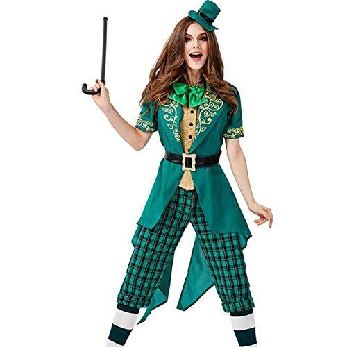 Elf Hat Kostüm - QWE Halloween Kostüm Elf Familie verkleiden Sich St. Parque Karneval Kostüm Bühnenkostüm