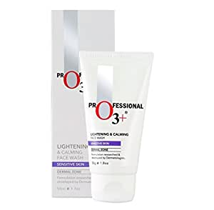 O3+ Lightening & Calming Facewash 50 Gm