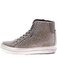 IGI&CO zapatillas de deporte de cuña interior zapatos de mujer 77823/00 talla 35 Beige H14Qk1Iyr