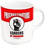 Happily Unmarried Procrastinator Mug, Red best price on Amazon @ Rs. 250