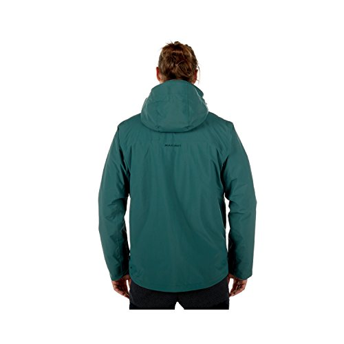 Mammut Herren Trovat Tour 2 in 1 Jacke Bottle