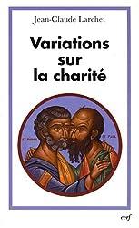 Variations sur la charité