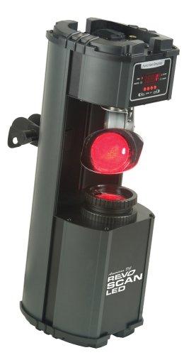 ADJ Revo Scan LED-DMX 512 Moonflower RGBW Test