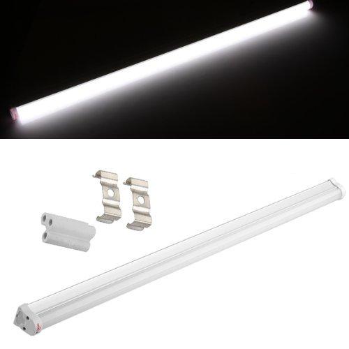 SODIAL(R) T5 9W 48 LED 2835SMD 60CM 800LM 6500K Tubo Fluorescente Lamapra Luz Blanco