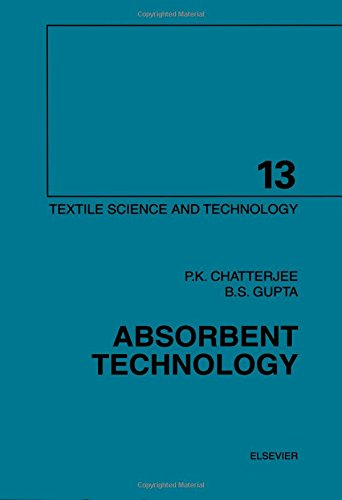 Absorbent Technology (Textile Science and Technology)
