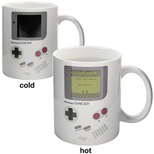 Thermoeffekt – Nintendo Game Boy Kaffeetasse kaufen – Tasse Mehrfarbig – Thermoeffekt Tasse kaufen – Super Mario 300ml Keramik weiß  Nintendo Game Boy Kaffeetasse kaufen – Tasse Mehrfarbig – Thermoeffekt Tasse kaufen – Super Mario 300ml Keramik weiß 41FEXPEDFEL