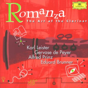 Romanza: The Art of the Clarinet