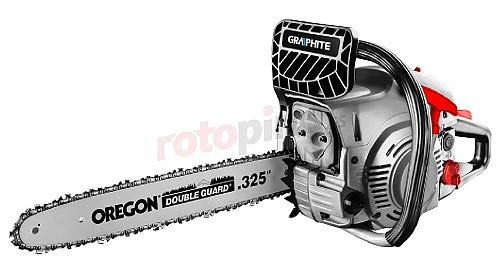 Graphite-Benzin Kette 3,6PS 1,8kW 2,4PS 18-Guide Sierra-Ketten (Leistung 360 Zündkerzen)