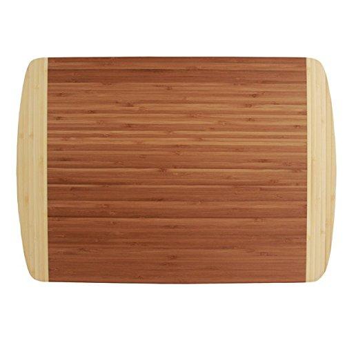 Unbekannt Totally Bamboo dünner Kona Schneidebrett (Bamboo Schneidebrett Totally)