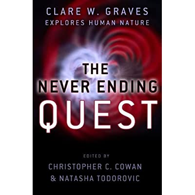 e78f2f1579c66 Read The Never Ending Quest: Dr. Clare W. Graves Explores Human ...