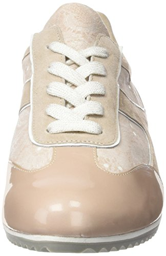 Hassia Piacenza, Weite G, Baskets Basses femme Beige - Beige (1800 nude)