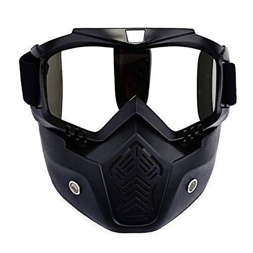 YANJING Deportes De Invierno Nieve Máscara De Esquí
