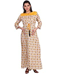c0fce46b7a Cotton Maternity Dresses  Buy Cotton Maternity Dresses online at ...