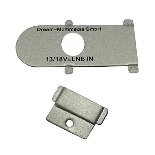 Anka-Digital Tuner - Embellecedor Trasero para DreamBox DM800 HD Se