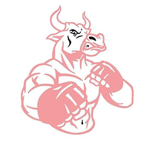Zaosan Boxhandschuhe Handschuhe Aufkleber Kick Boxer Spielen Autokampf Poster Wandaufkleber