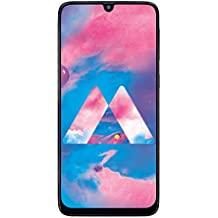 Samsung Galaxy M30 (Stainless Black, 5000mAh Battery, Super AMOLED Display, 3GB RAM, 32GB Storage)