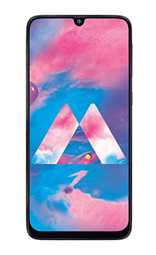 Samsung Galaxy M30 (Stainless Black, 5000mAH Battery, Super AMOLED Display, 3GB RAM, 32GB Storage) - Extra 10% Off on All prepaid Orders - Limited Period Offer!