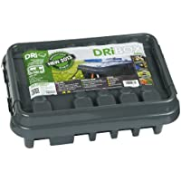 Dri-Box DB-285-UK-B FL-1859-285 IP55 Weatherproof Box, Black