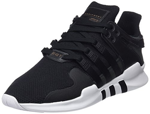 adidas Herren EQT Support ADV Sneaker Schwarz core Black-Footwear White, 44 2/3 EU