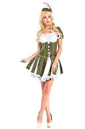 Europäische Kostüm Party - LLY Europäische und amerikanische Uniformen Rollenspiel Halloween-Kostüm-Party