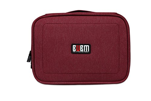 bubm-waterproof-travel-case-for-digital-data-cable-usb-organiser-electronics-and-accessories-storage