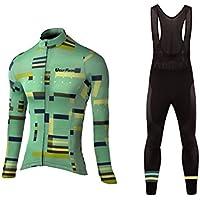Uglyfrog 2018 Bike Wear De Manga Larga Maillot+Long Bib Pantalones Kit Ciclismo Mujer Equipos Una Gran Cantidad De Colores ESHSLJW01