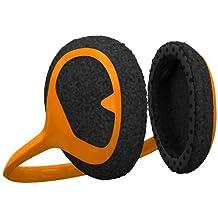 Windfree Windgeräuschreduzierung Windschutz Ohren Höhrgerät Farbe Orange