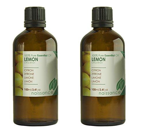 Olio di Limone - Olio Essenziale Puro al 100% -