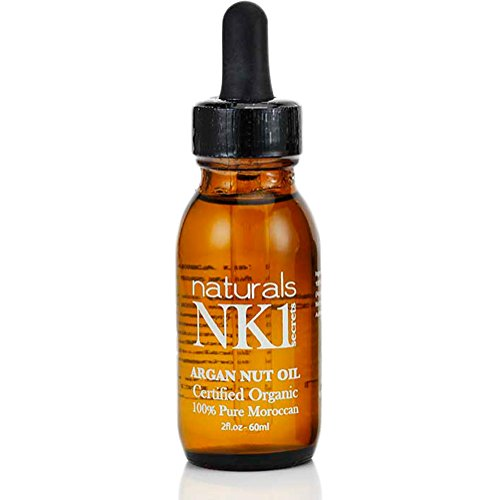 NYK1 Argan Nut Oil - 100% Pure and Organic by NYK1