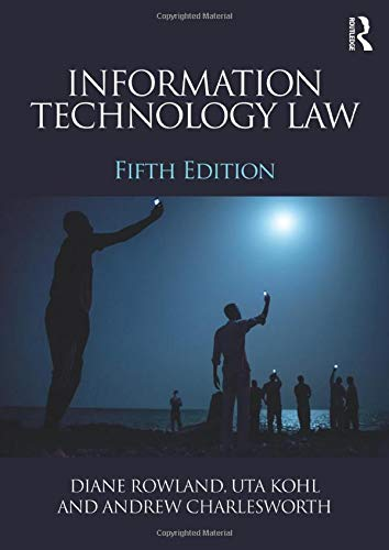 Information Technology Law -