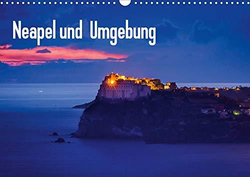Neapel und Umgebung (Wandkalender 2020 DIN A3 quer): Italien. Die schöne Stadt Neapel und ihre Umgebung in Bildern von Alessandro Tortora (Monatskalender, 14 Seiten ) (CALVENDO Orte)