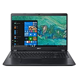 Acer Aspire 5 A515-52-3973 Notebook con Processore Intel Core i3-8145U, 2.1 GHz, Ram 4GB, 128GB SSD, Display 15.6″ FHD Acer ComfyView LED LCD, Windows 10 Home in S mode, Nero