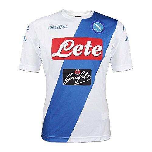 Camisa Juego - Kombat Extra Napoli - White-Azure - M