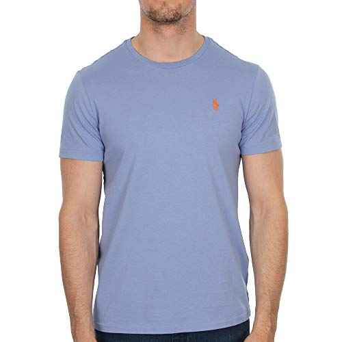 Polo Ralph LaurenCUSTOM FIT - T-Shirt basic - dress shirt blue