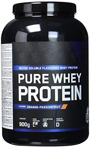 German Forge Pure Whey Protein- Orange-Maracuja, 900 g