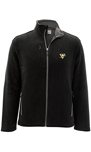 Levelwear NHL PITTSBURGH PENGUINS Alpine Fleece Jacke, Größe :L