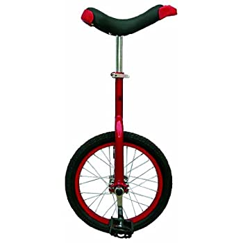 Fun Kids Cycle Red 16 Inch