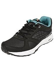 Campus Men 3G-8240 Black Running Shoes