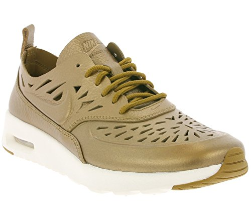 "Schoes Nike Wmns Air Max Thea Joli ""Metallic Golden Tan"" (725118-900) gold"