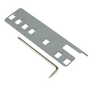 OSTENT Repair Case Entriegelung Opening Tool Schraubendreher Kit Pack für Microsoft Xbox 360 unterstützt