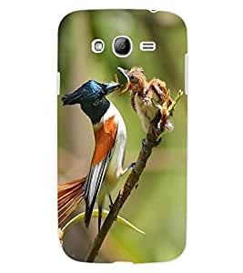 ColourCraft Bird Design Back Case Cover for SAMSUNG GALAXY GRAND NEO PLUS I9060I