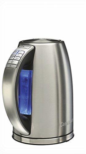 Cuisinart CPK18E - Hervidor eléctrico, 2750 W, 1.7 L, color gris