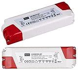 HuaTec Eaglerise TRIAC dimmbar dimmable LED Netzteil 60W 24V Trafo Treiber Driver