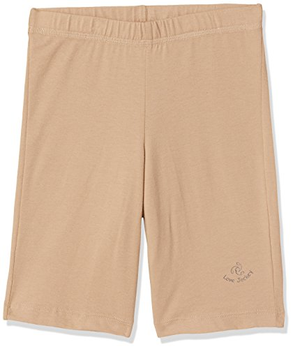 Jockey Girls' Slim Fit Sports Shorts (SG03-0105_Skin_10)