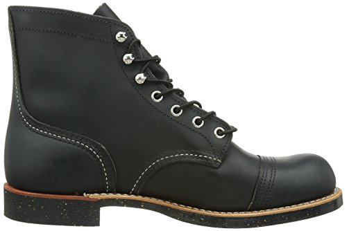 Red Wing 8113, Boots homme Noir