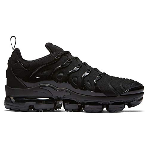 279f0bfd75 Nike Air Vapormax Plus, Scarpe Running Uomo, Nero Black/Dark Grey 004,