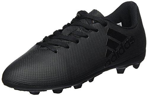 adidas Unisex-Kinder X 17.4 FxG Fußballschuhe, Schwarz core Utility Black, 30 EU